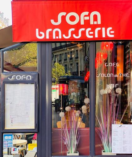 Sofa Café