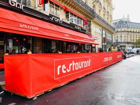 Sofa Café Paris