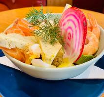 Sea Quinoa Bowl