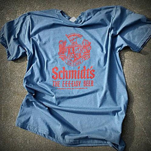 Schmidt's Crest In Blue