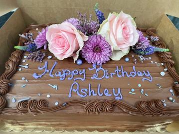 Happy Birthday Ashley!