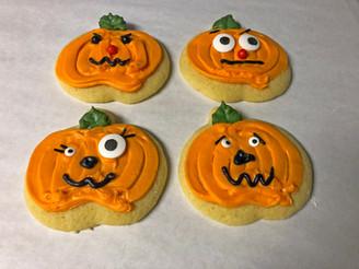 Sugar Pumpkins