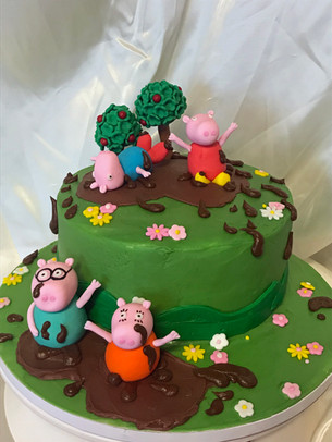 Peppa Pigs
