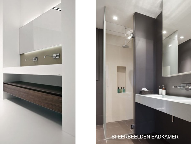 Sfeerbeeld badkamer
