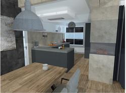 Sfeerbeeld keuken