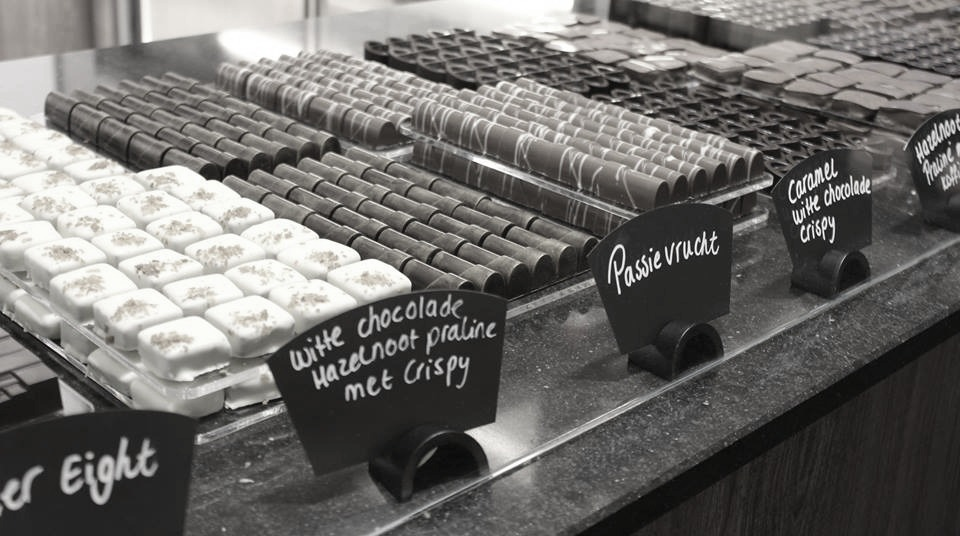 Patisserie en chocolaterie