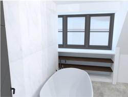 3D badkamer