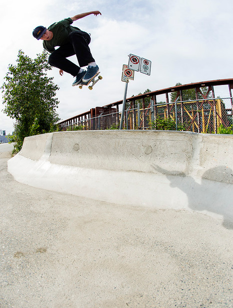 Conlan Killeen / Vancouver