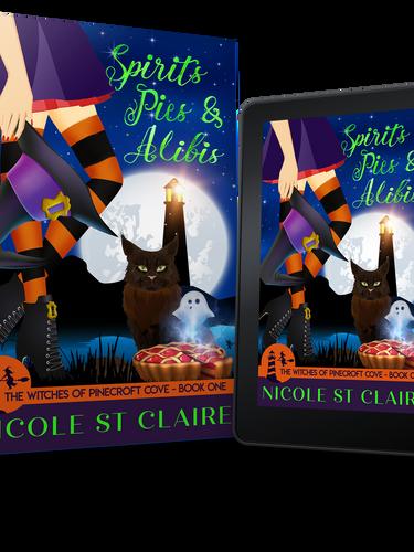 Spirits, Pies, and Alibis