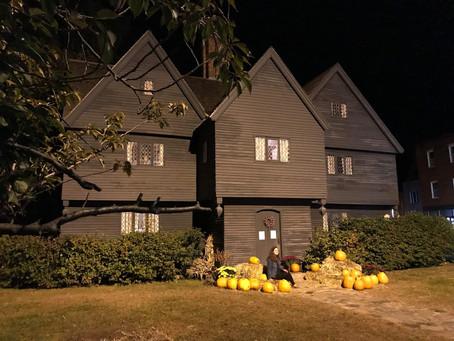 Ghost Hunting at Salem Haunted Happenings