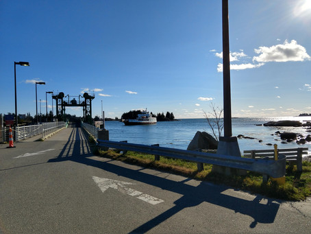 A Trip to Vinalhaven, Maine