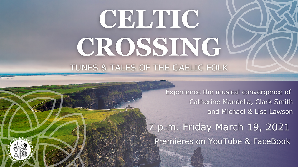 Website Celtic Crossing Concert 03.19.21