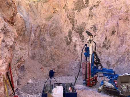 Ares Strategic Mining Inc. Commences Drill Program at the Lost Sheep Mine
