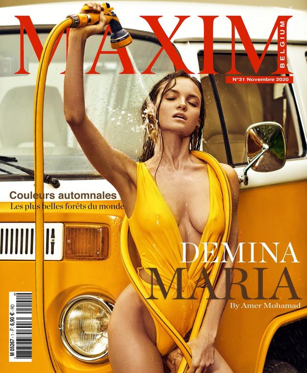 MAXIM couverture Maria Demina BE copy.jpg