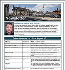 Norfolk Constabularly Newsletter