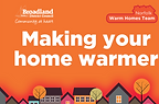 warm homes poster