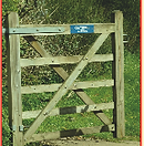Allotment Gate/Entrance