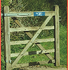 Allotment Gate/Entrance