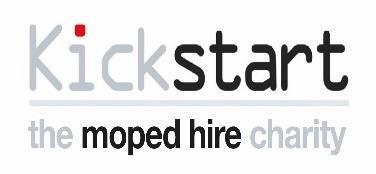 Kickstart Moped Hire Logo