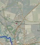 Map of Coltishall