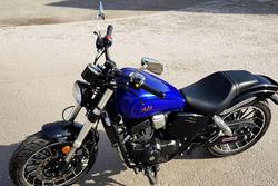 AJS Highway Star 125cc (custom Cruiser)