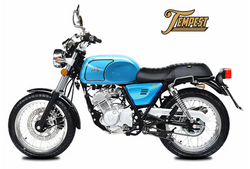AJS Tempest Roadster 125cc (naked)