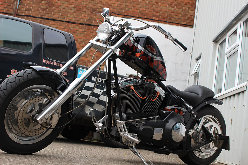 Harley Davidson 1340 Softtail Chopper