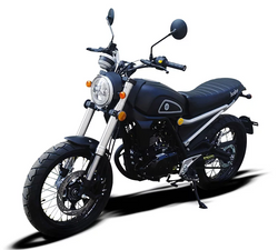 AJS Isaba 125cc (Adventure Scrambler)