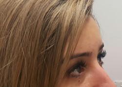 Classic glam lash extensions