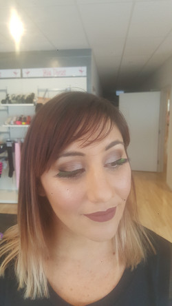 Photoshoto makeup