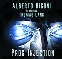 Alberto Rigoni Prog Injection album cove