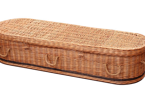 Eco Willow Coffin