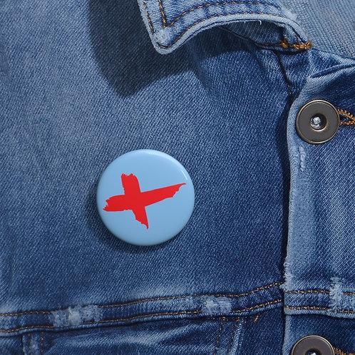 #RADcross Buttons