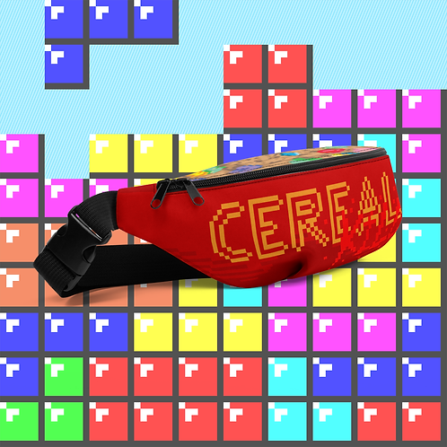 Cereal Killer Charms Fanny Pack