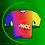 Thumbnail: Neon Steel AWOL Sweatshirt