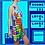 Thumbnail: 8-Bricked Racer Back Dress