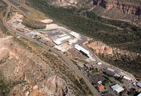 Los Alamos Airport Basin Site 909016003.