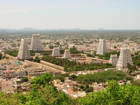 Arunchaleshvara Temple, Tiruvannamalai