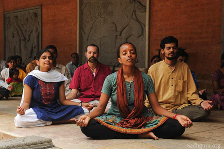 Exploring Self through Meditation