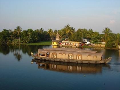 Kerala Backwaters Boat Ride
