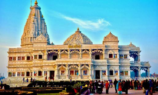 Love Temple Vrindavan