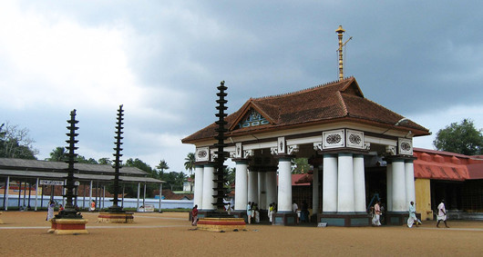 The Vaikom Temple, Kerala