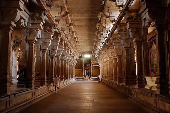 Thiruvanaikaval Temple, Tiruchirappalli