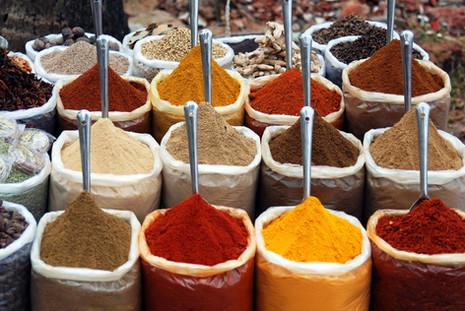 Spice Markets of India