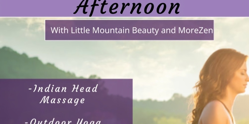 Yoga and Spa Afternoon