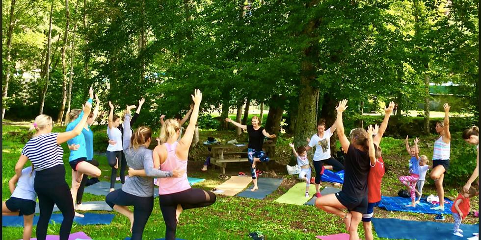 Community Yoga For The Ellie Soutter Foundation