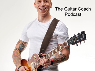 The Guitar Coach Podcast With Special Guest Phillip Court