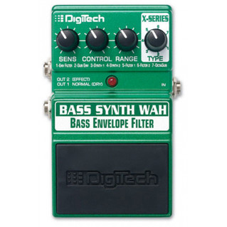 DigiTech Bass Synth Wah (Review) www.astrings.co.uk