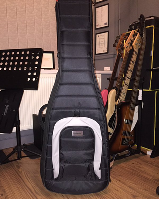 Mono M80 Dual Electric Bass Case & Guitar Tick Review