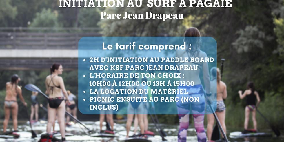 Initiation au Surf à pagaie - KSF Parc Jean Drapeau